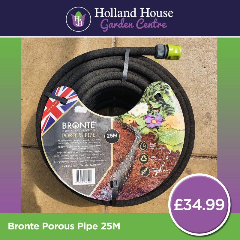 Bronte Porous Pipe 25m