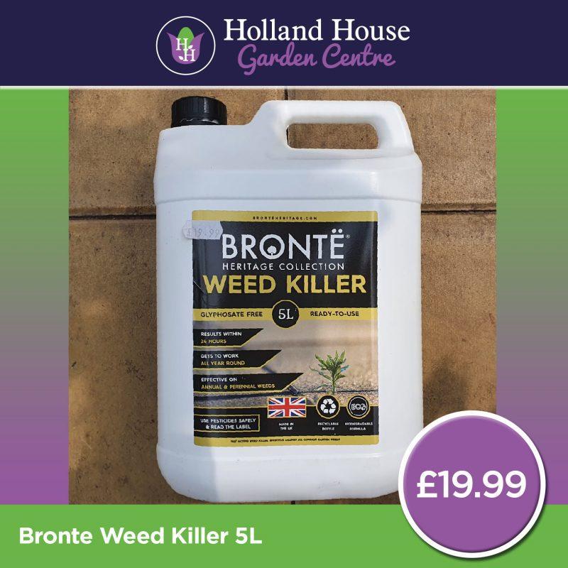 Bronte Weed Killer